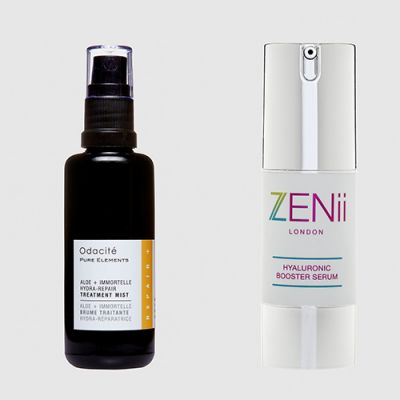 The Dehydrated Skin Duo